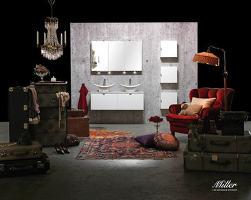 STYLING MILLER BATHROOMS