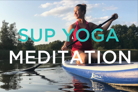 BOKA SUP YOGA MEDITATION