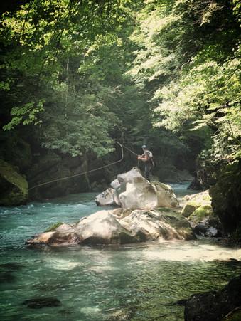 LUSTRIK FLY FISHING SLOVENIA