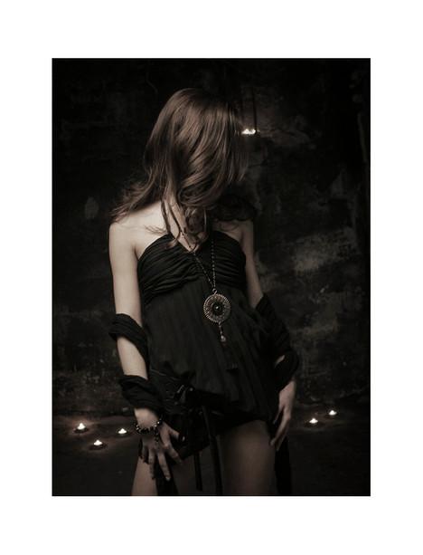 GIRL IN BLACK 2