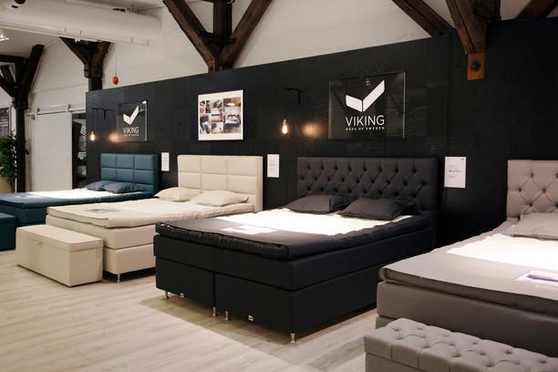 VIKING BEDS SHOWROOM