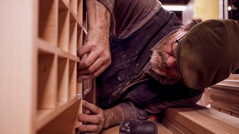 Wine Cellar Wood Craftsman