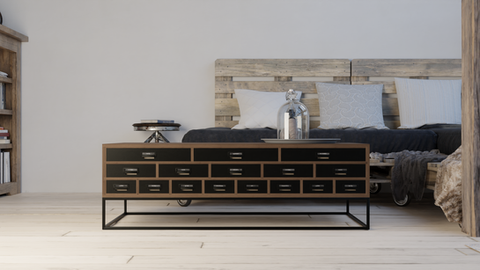 Modern Coopers Coffee Table