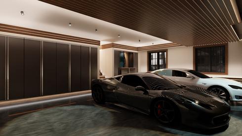 Modern Tech Garage