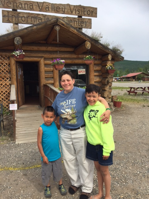 A world away and love is still the answer in Nenana