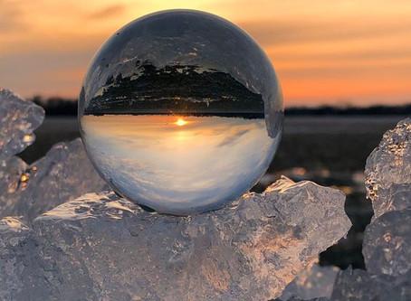 Crystal ball gazing....
