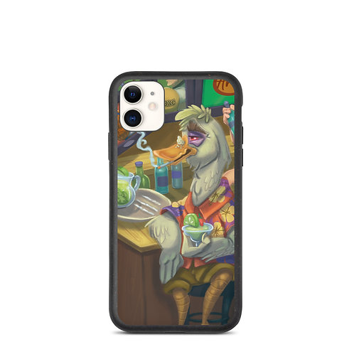 Dick Kickem Biodegradable iPhone case (whodunnit)