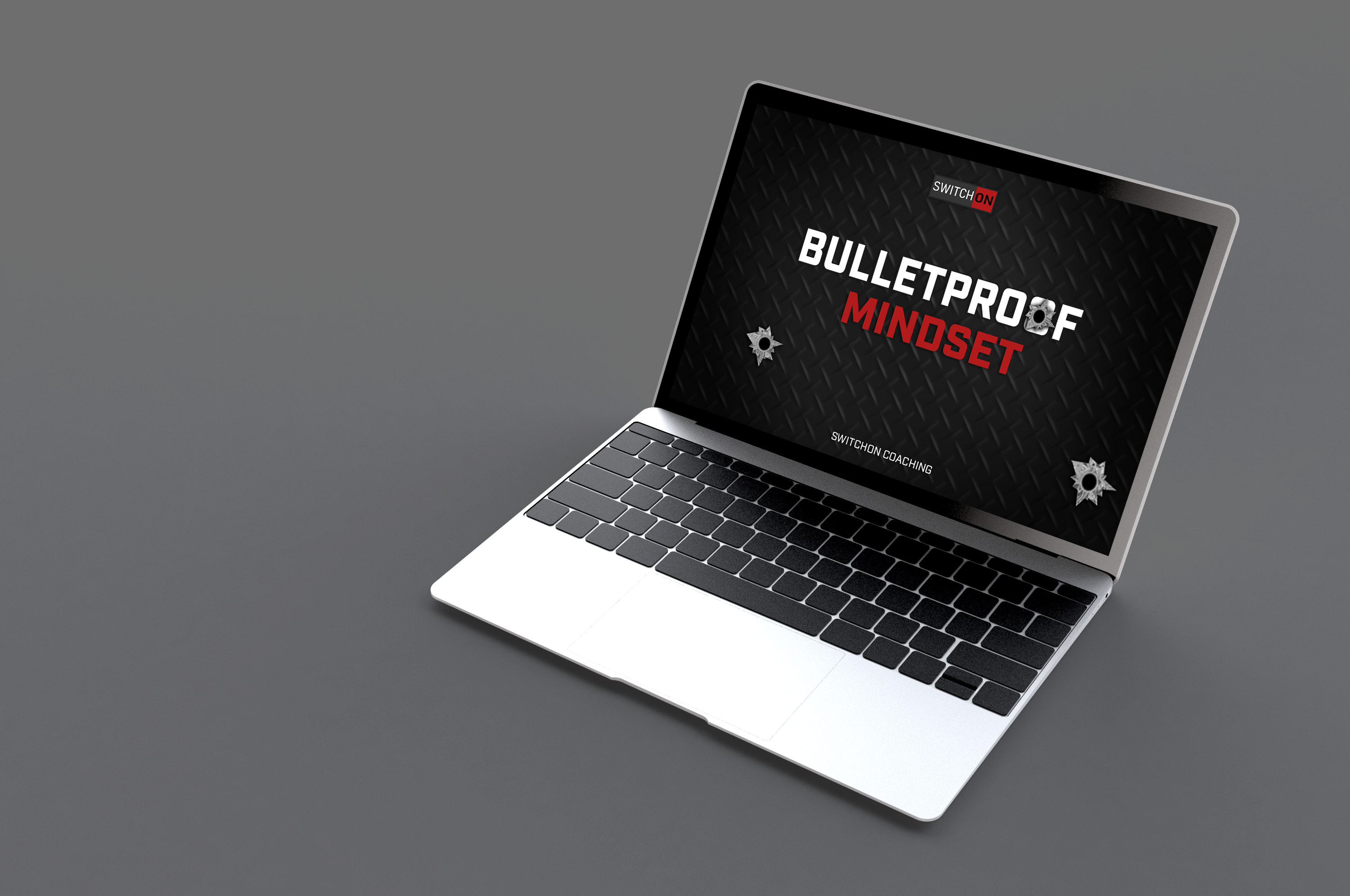 Bulletproof Mindset Laptop