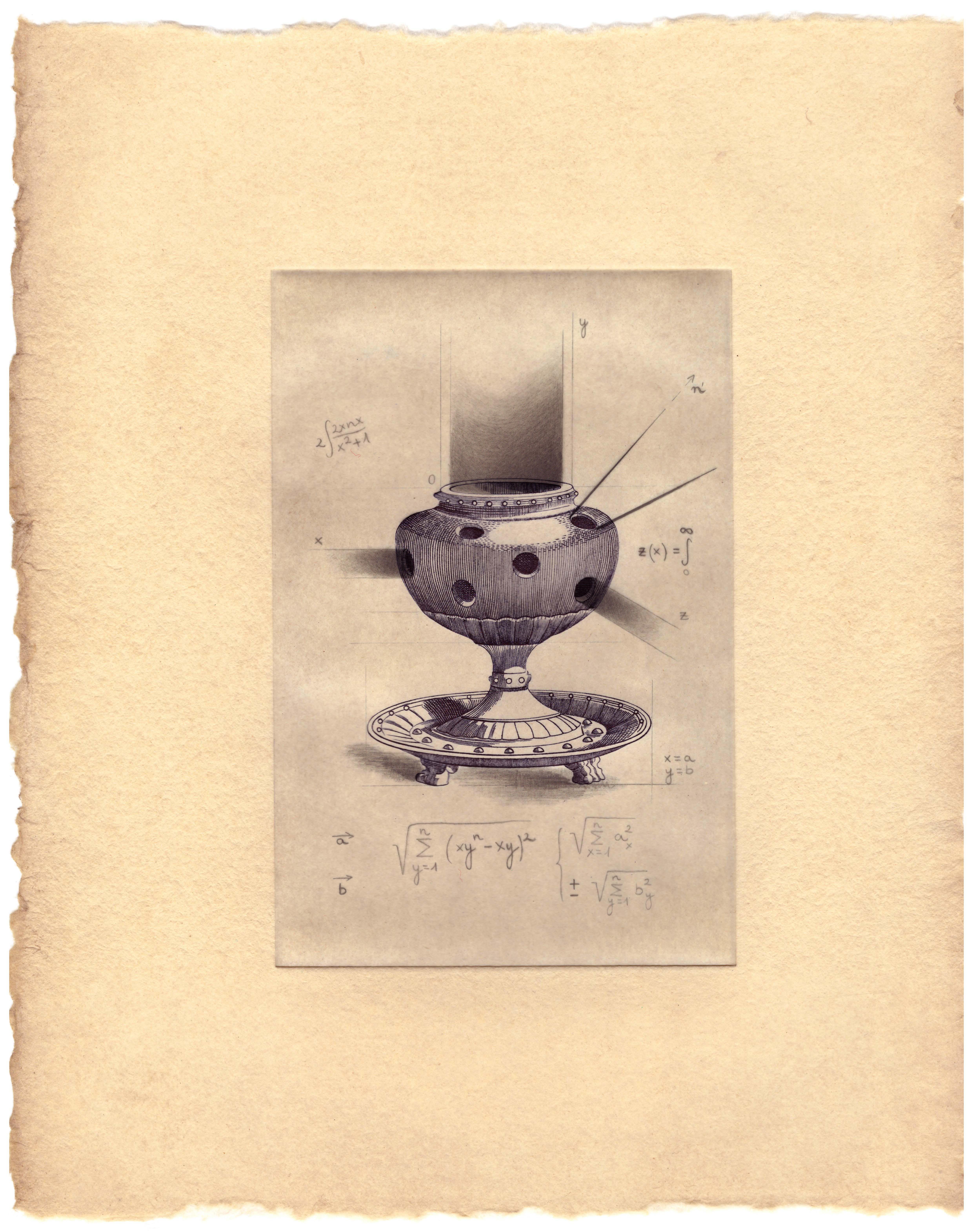 Vase III + Emptiness III = MEMORY