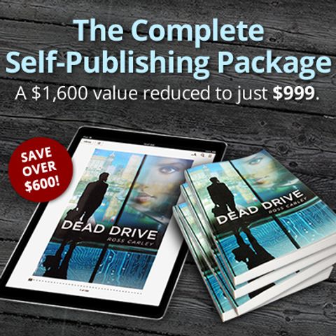 Complete Self Publish Package