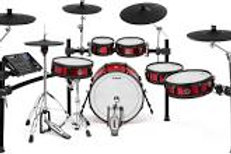 """Alesis Strike Pro Special Edition Electronic Drums With 20"""" Bass Drum"""