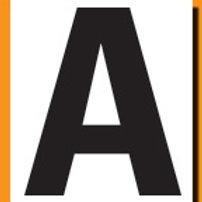"""""""A"""" (Alternate) Roller Derby """"DINK"""" Number"""