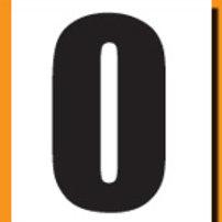 """""""0"""" Roller Derby """"DINK"""" Number"""
