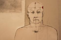 Antropometric Drawing