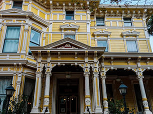 HI Sacramento was built in 1885, during the height of California's Gold Rush.