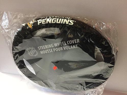 Pittsburgh Penguins Steering Wheel Cover