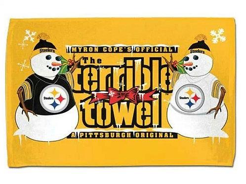 Snowman - Terrible Towel