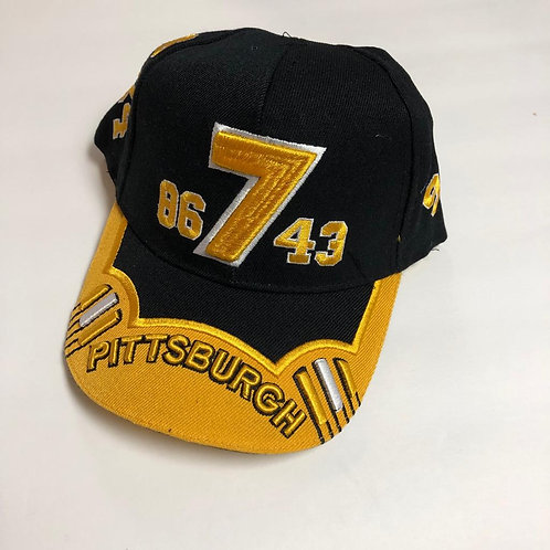 Pittsburgh Steelers Player's Numbers Hat