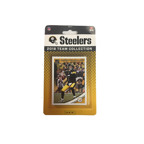 Pittsburgh Steelers 2018 Team Set Collectible Football Cards