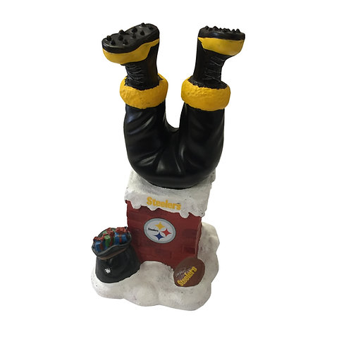 Pittsburgh Steelers Chimney Legs Ornament