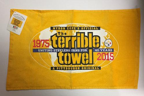 40 Years - Terrible Towel
