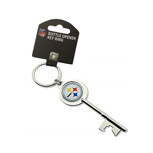 Pittsburgh Steelers Key Bottle Opener Keychain