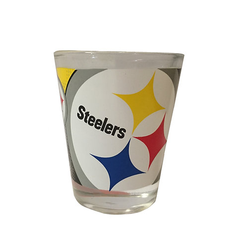 Pittsburgh Steelers Emblem Shot Glass