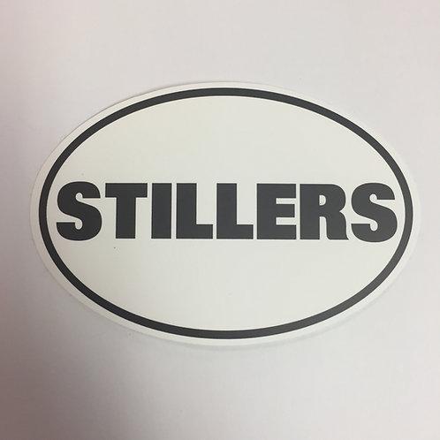 Pittsburgh Steelers 'Stillers' Sticker