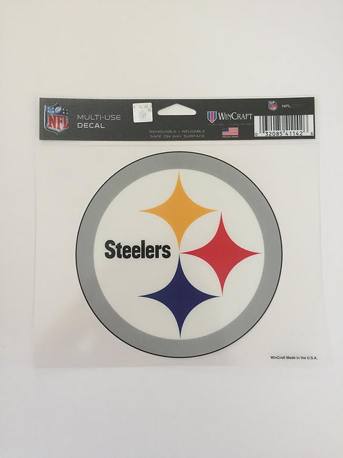 Pittsburgh Steelers Multi Use Decal
