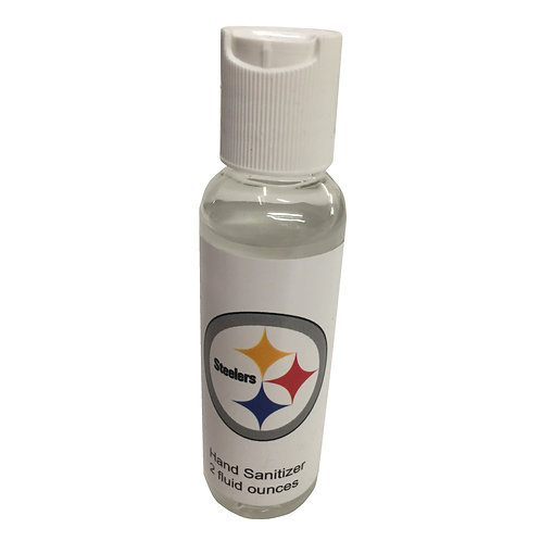 Pittsburgh Steelers Hand Sanitizer
