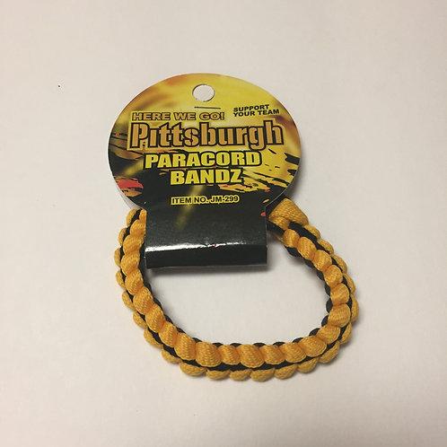 Pittsburgh Paracord Bandz