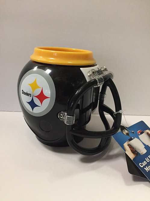Can & Bottle Cooler, Mug & Desk Caddy, Pittsburgh Steelers