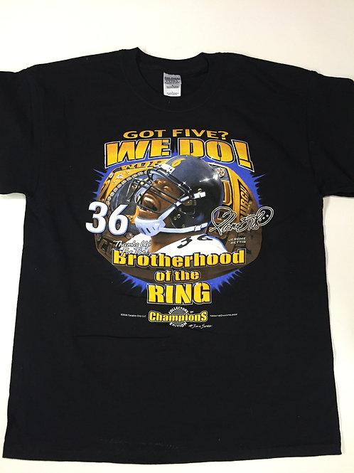 Pittsburgh Steelers Jerome Bettis T Shirt