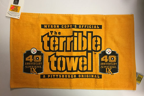 40th Anniversary - Terrible Towel