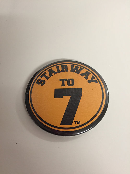Pittsburgh Steelers 'Stairway to 7' Pin