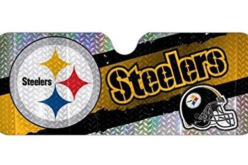 Pittsburgh Steelers Automotive Sun Shade