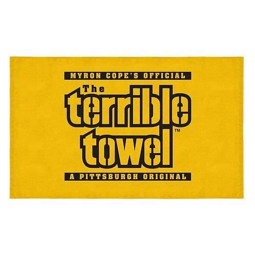 "Beach Towel 31"" x 60"" - Terrible Towel"