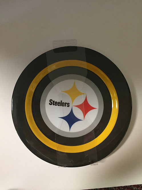 Pittsburgh Steeler 4 Pack of Plates