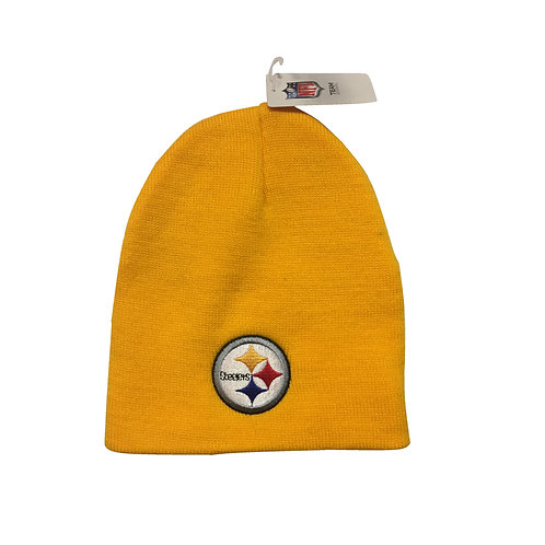 Pittsburgh Gold Steelers Beanie Hat