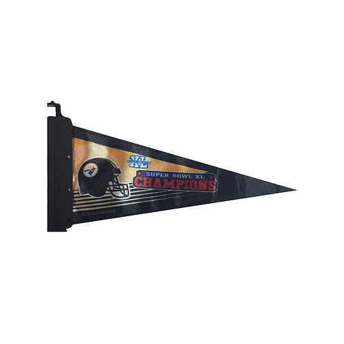 Pittsburgh Steelers Antenna Pennant