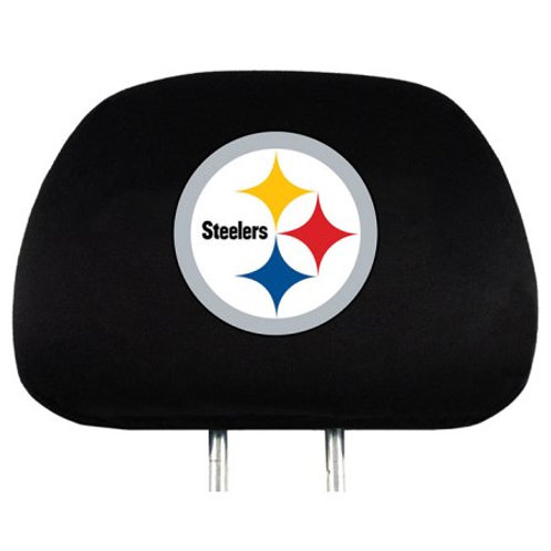 Pittsburgh Steelers Headrest Covers Set of 2