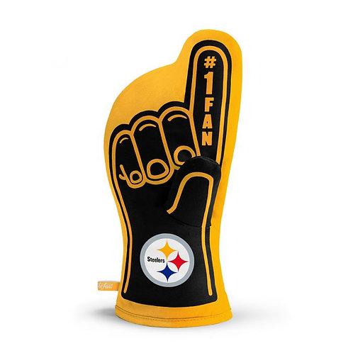 Pittsburgh Steelers #1Fan Oven Mitt