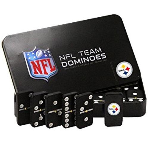 Pittsburgh Steelers NFL Team Dominoes