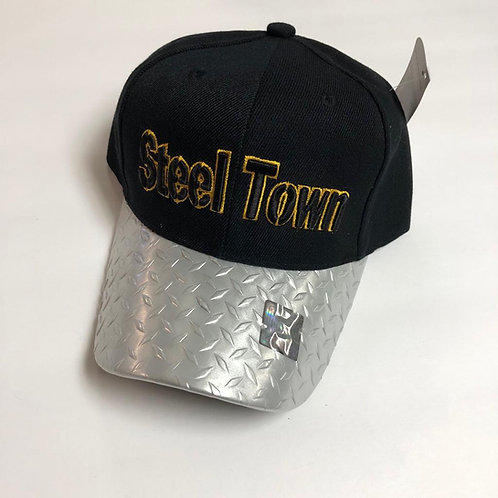 Pittsburgh Steelers Steel Town Hat