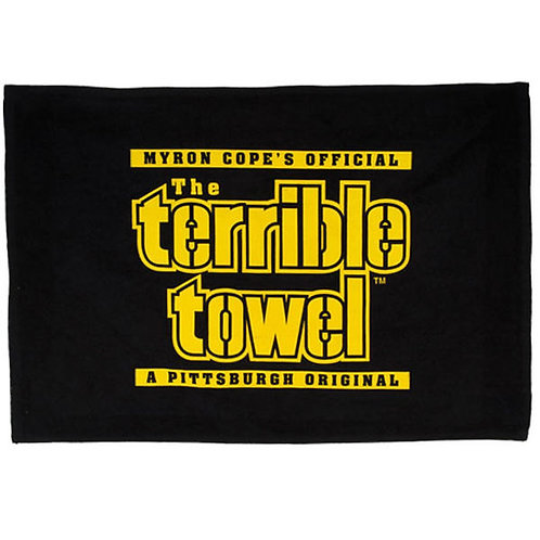 Original (Black) - Terrible Towel