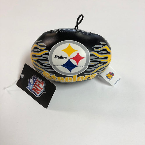 Pittsburgh Steelers Mini Plush Football Toy