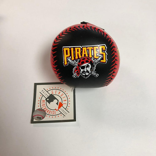 Pittsburgh Pirates Mini Plush Baseball Toy