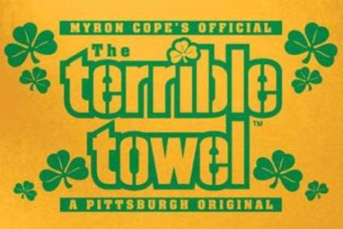 Irish - Terrible Towel