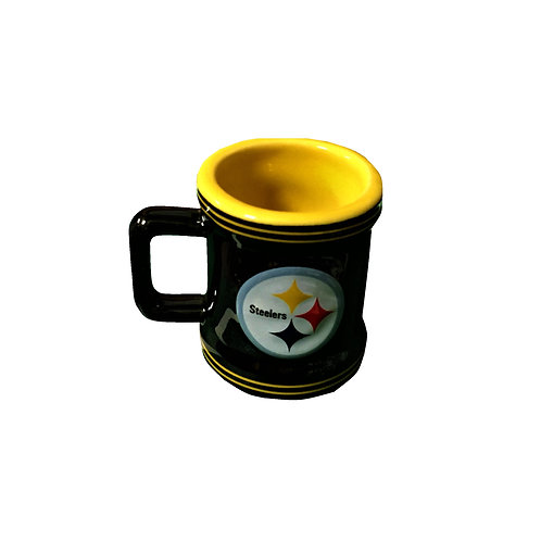 Pittsburgh Steelers 2 oz NFL Football Shot Glass