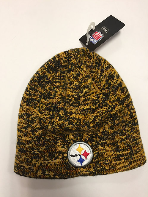 Pittsburgh Steelers Knitted Beanie Hat